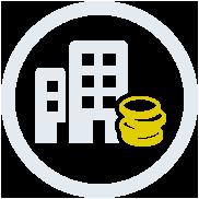 servizi immobiliari icona Gnu Service